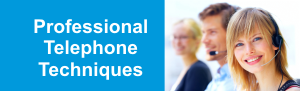Professional Telephone Skills Training Course from pd training
